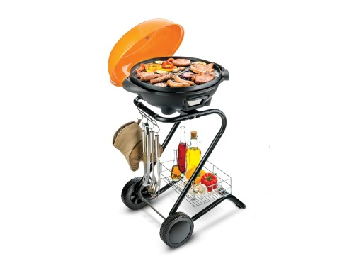 Chef In&Out Pro elektromos grill