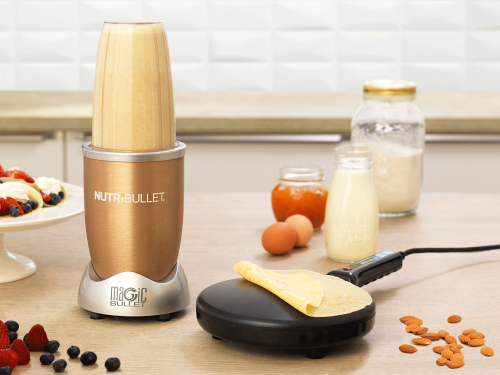 Nutribullet™ Gold ajándék Utile palacsintasütővel