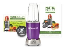 Nutribullet Violet