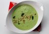 Brokkoli krémleves a turmixból