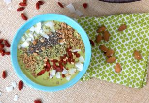 Zöld mandulás vitamintál