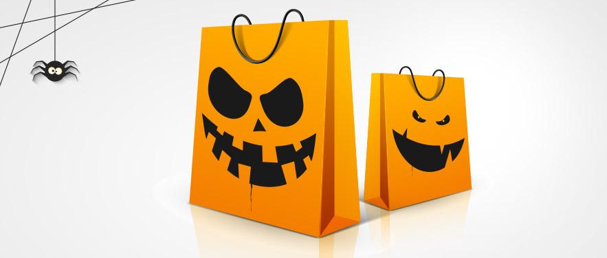 Óriási Halloween akciók