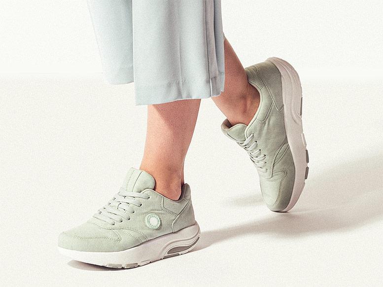 Walkmaxx Fit vászoncipő