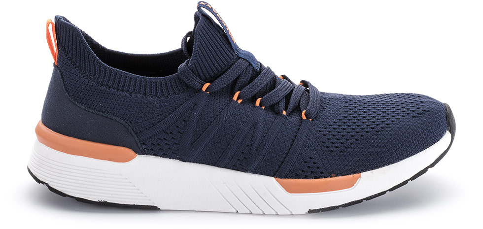 Walkmaxx Trend kötött sneaker