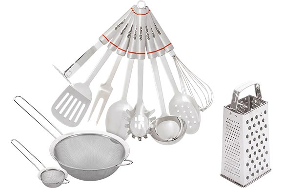 Delimano Brava PRO Mega Utensils Set