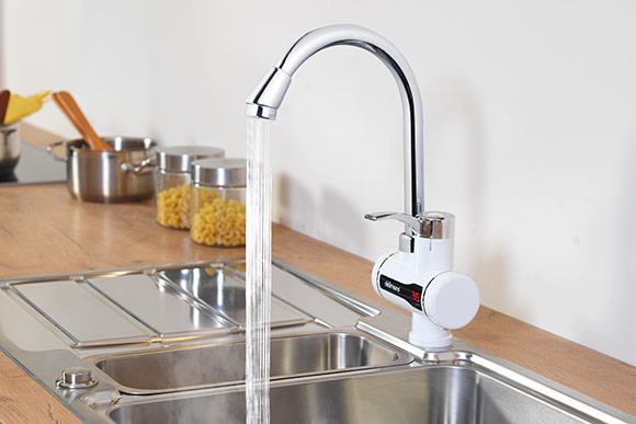 Delimano Instant Water Heating Faucet Digital PRO